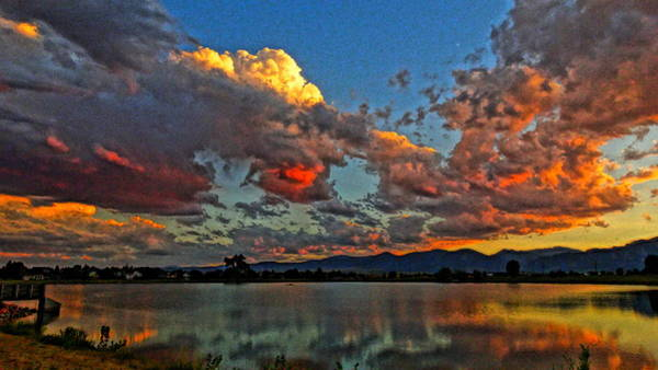 Photograph - Big Sky by Eric Dee