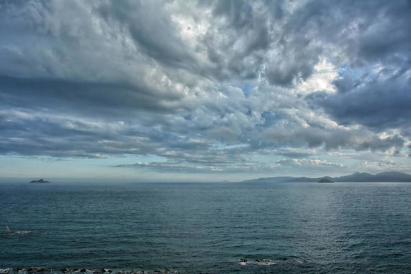 Elba Photograph - Big Sky by Joachim G Pinkawa