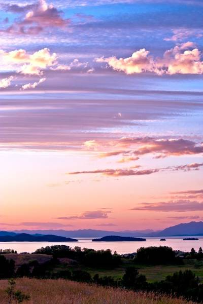 Photograph - Big Sky Over Flathead by Renee Sullivan