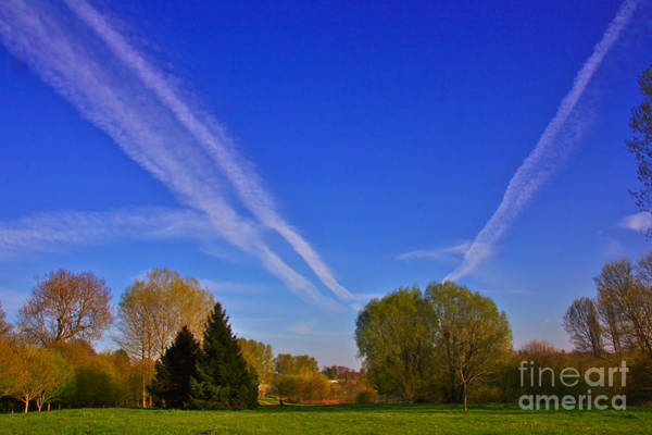Photograph - Big Spring Sky by Jeremy Hayden