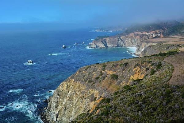 Photograph - Big Sur California by Kyle Hanson