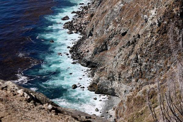 Photograph - Big Sur Coastline - 4 by Christy Pooschke