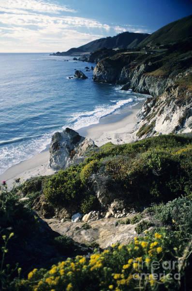 Expanse Photograph - Big Sur Landscape by Allan Seiden - Printscapes