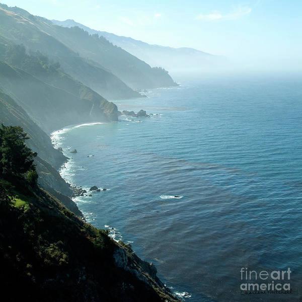 Photograph - Big Sur Majesty by Charlene Mitchell