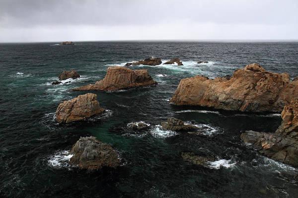 Photograph - Big Sur Ocean Scene by Pierre Leclerc Photography