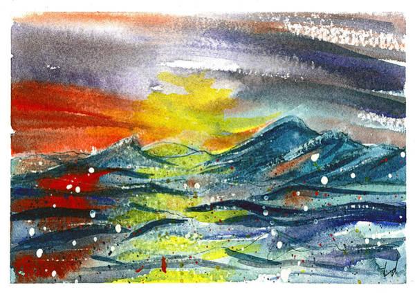 Big Swells Art Print