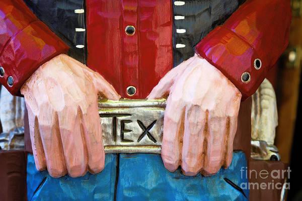 Big Tex Art Print