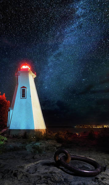 Photograph - Big Tub Lighthouse by Tracy Munson
