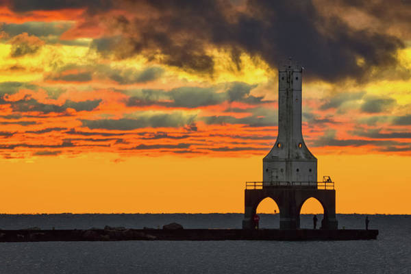 Photograph - Big Water Sunrise I by James Meyer