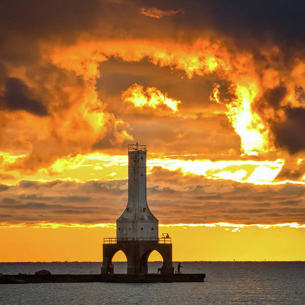 Photograph - Big Water Sunrise IIi by James Meyer