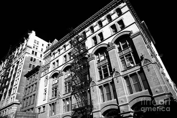 Photograph - Big Windows In The Bowery by John Rizzuto
