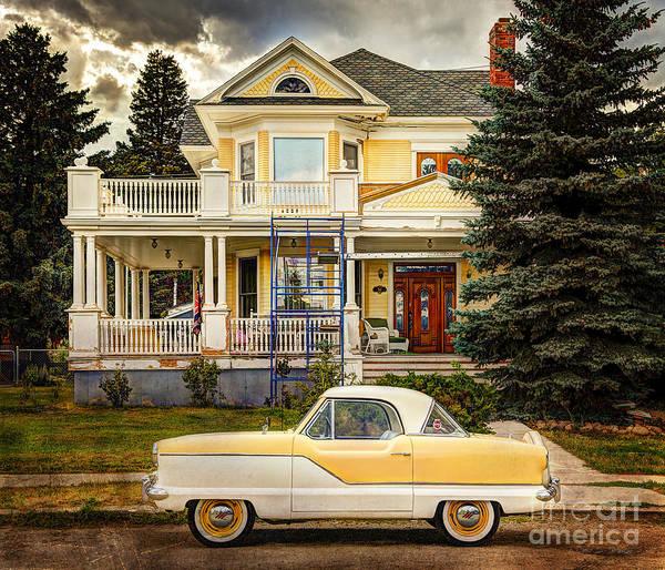 Photograph - Big Yellow Metropolian by Craig J Satterlee