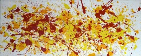 Wall Art - Painting - Bigbadaboom by CJ  Smalls