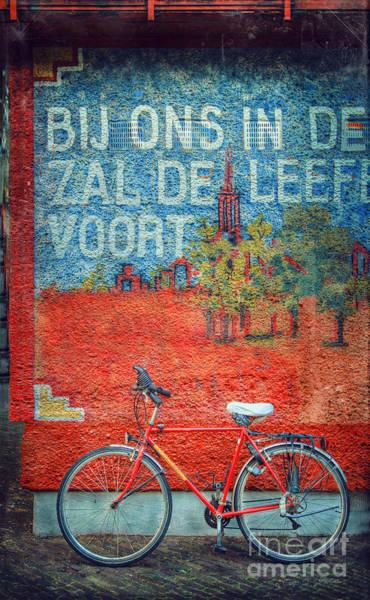Photograph - Bijons Bicycle by Craig J Satterlee