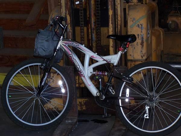 Wall Art - Photograph - Bike 10 by Jesse Gray