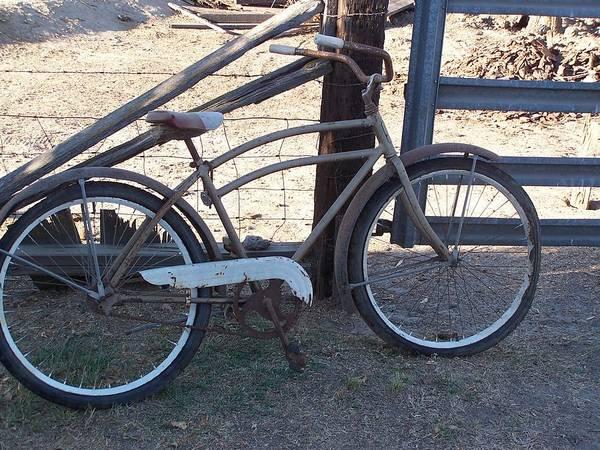 Wall Art - Photograph - Bike 4 by Jesse