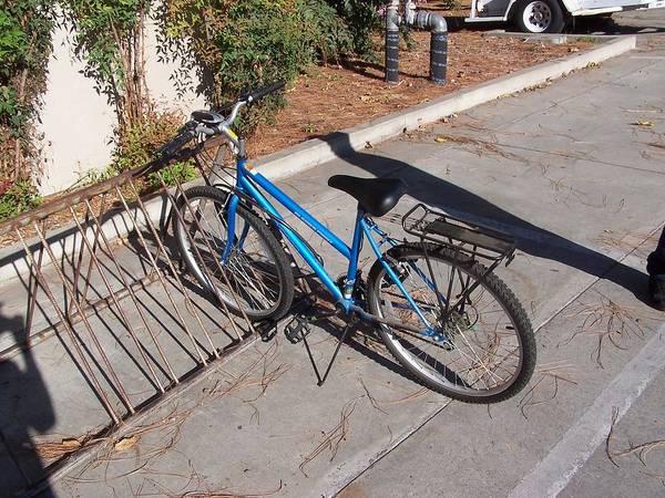 Wall Art - Photograph - Bike 6 by Jesse Gray