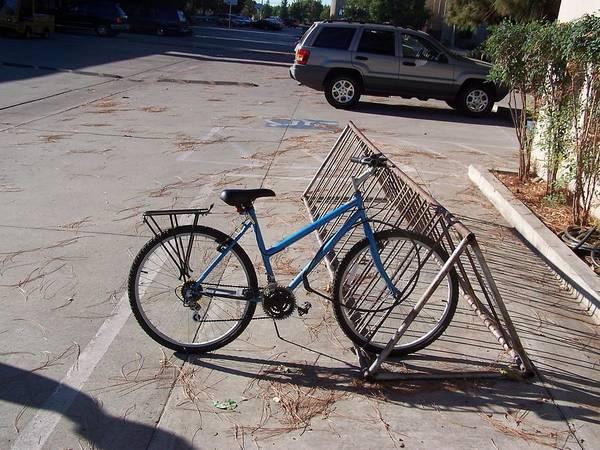 Wall Art - Photograph - Bike 7 by Jesse Gray