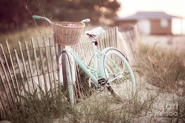 Photograph - Bike At Rest by Alissa Beth Photography
