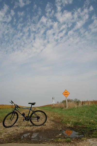 Photograph - Bike Dirt Road Fc by Dylan Punke