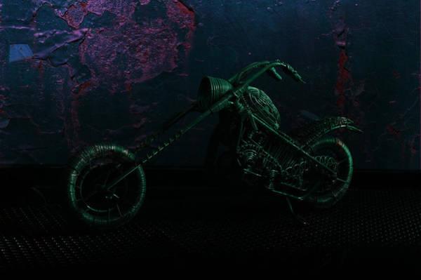Photograph - Biker Interior by Randi Grace Nilsberg