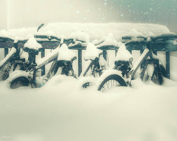 Photograph - Bikes by Bob Orsillo