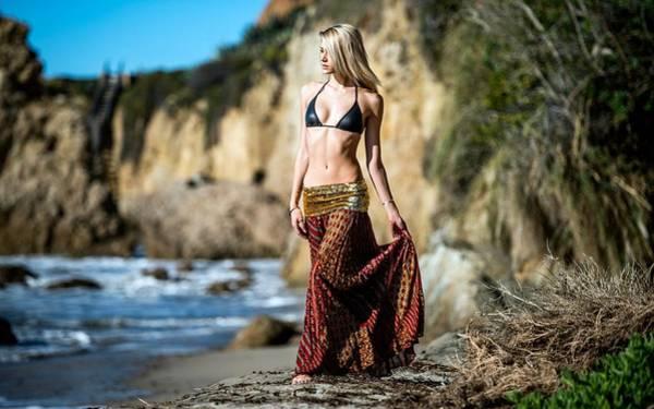 Fashion Digital Art - Bikini by Maye Loeser