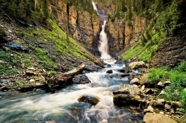 Photograph - Bilk Creek by Whit Richardson