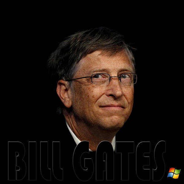 Photograph - Bill Gates 3 by Andrew Fare