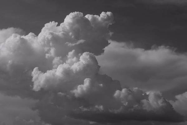 Photograph - Billowing Clouds I by Patricia Strand