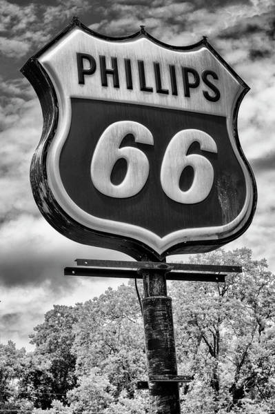 Wall Art - Photograph - Billy Carter Phillips 66 by Stephen Stookey