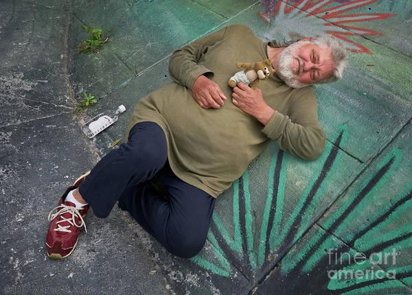 I-75 Photograph - Billy Joe And His Bulldog by Warren Sarle