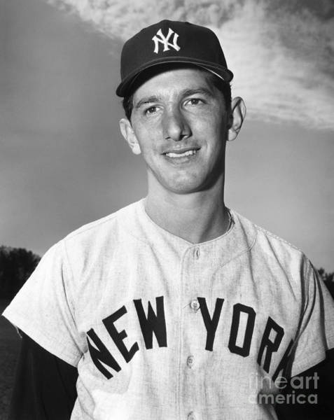 Photograph - Billy Martin (1928-1989) by Granger
