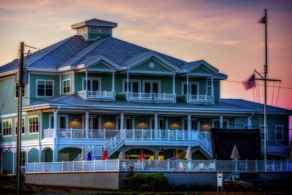 Photograph - Biloxi Yacht Club - Coastal Landscape  by Barry Jones