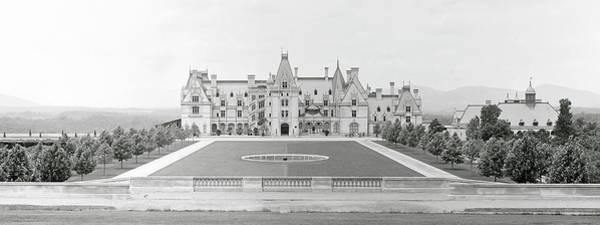 Wall Art - Photograph - Biltmore Estate C. 1895 by Daniel Hagerman