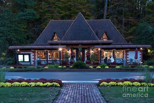 Photograph - Biltmore Gift Shop At Entrance To The Estate by Dale Powell