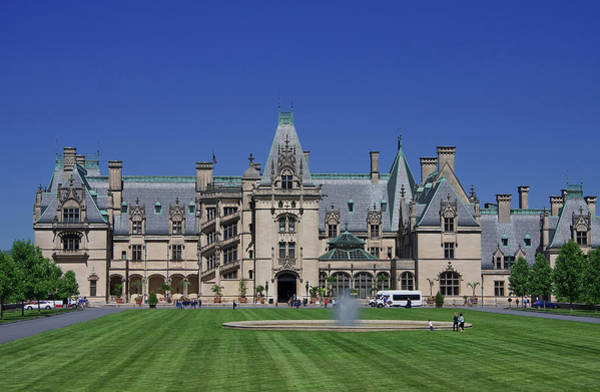 Photograph - Biltmore House Asheville by Jill Lang