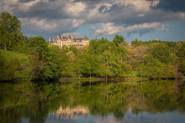 Photograph - Biltmore Reflection by Joye Ardyn Durham