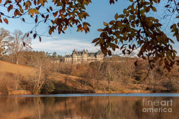 Photograph - Biltmore View In November by Dale Powell