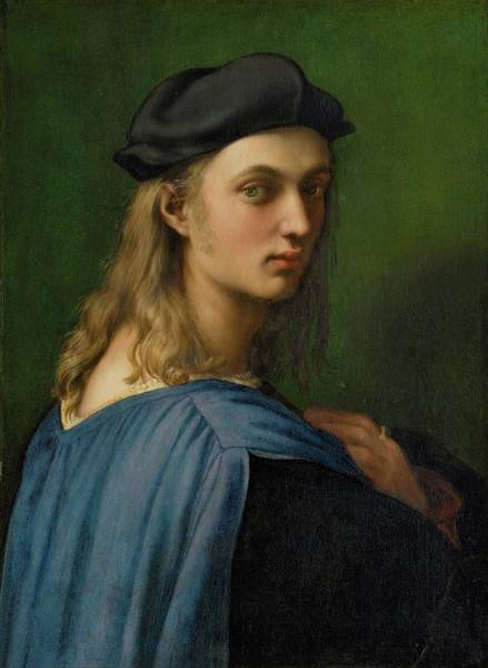 Painting - Bindo Altoviti  by Raphael da Urbino