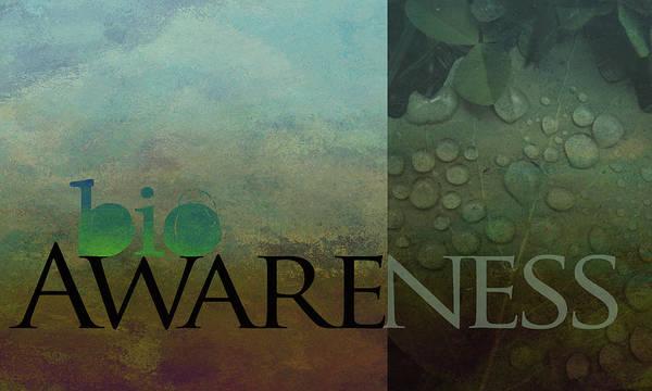 bioAWARENESS II Art Print