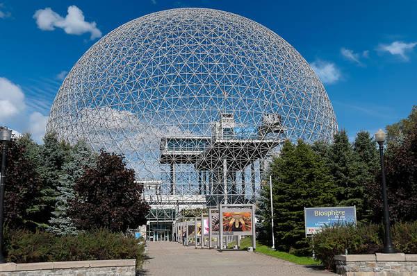 Photograph - Biosphere by U Schade