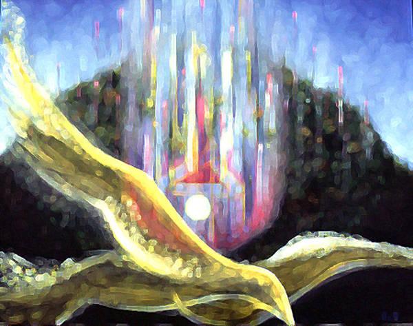Painting - Bird by Anne Cameron Cutri