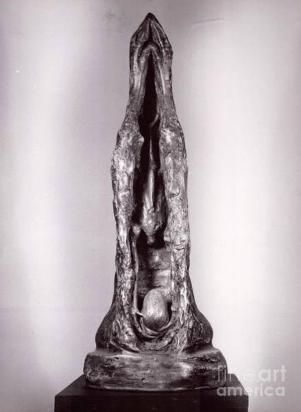 Sculpture - Bird Egg by Robert F Battles