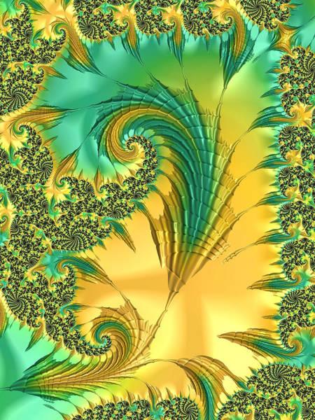 Digital Art - Bird Exotica by Susan Maxwell Schmidt