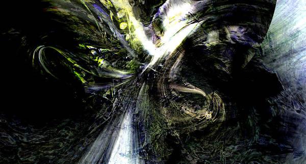 Olive Branch Digital Art - Bird Flight With Olive Branch by Richard Thomas