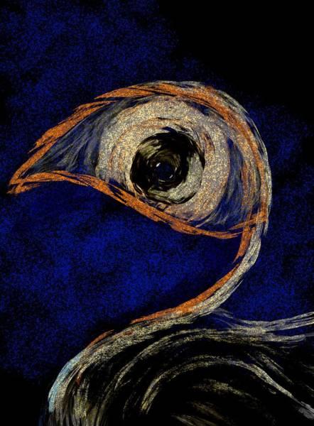 Wall Art - Mixed Media - Bird  by Lisa Stanley