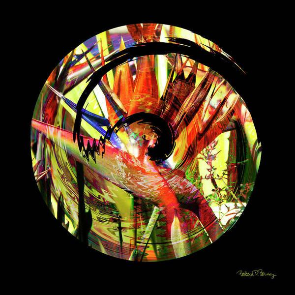 Digital Art - Bird Of Paradise Lost by Barbara Berney