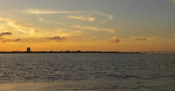 Sunset Wall Art - Photograph - Birds View by Ric Schafer