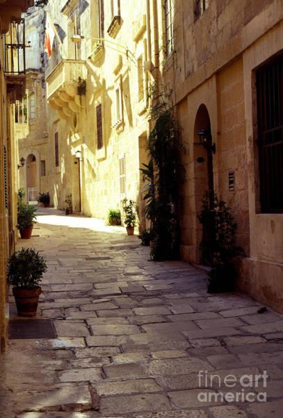 Photograph - Birgu Malta by Thomas R Fletcher